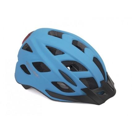 Κράνος ποδηλάτου | Author | Pulse LED X8 | Μπλε | podilatis.gr