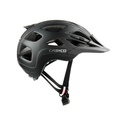 Κράνος ποδηλάτου | CASCO | Activ 2 | Μαύρο Ματ | podilatis.gr