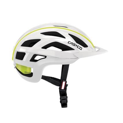 Κράνος ποδηλάτου | CASCO | Cuda 2 | Λευκό Glossy | podilatis.gr