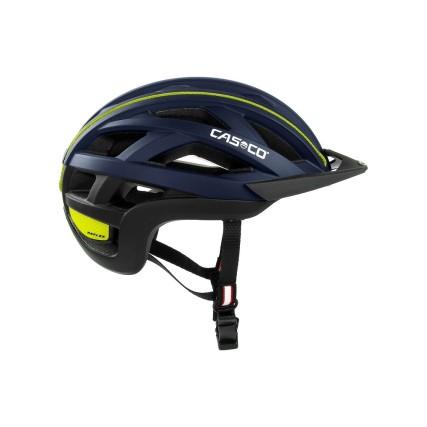 Κράνος ποδηλάτου | CASCO | Cuda 2 | Μπλε | podilatis.gr