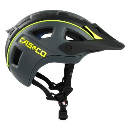 Κράνος ποδηλάτου | CASCO | MTBE 2 | Μαύρο Ματ | podilatis.gr