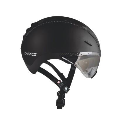 Κράνος ποδηλάτου | CASCO | Roadster Plus | Μαύρο | podilatis.gr