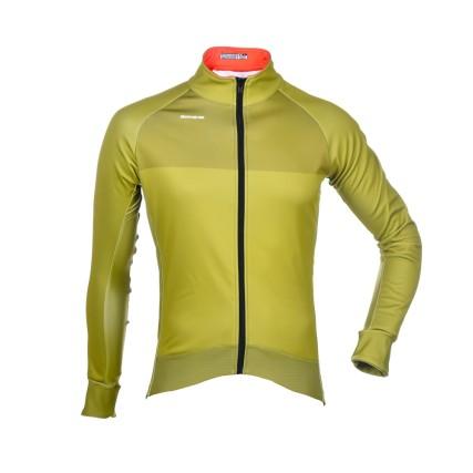 Μπουφάν Ποδηλασίας | DEMARAZ | Pro γραμμή | Πράσινο | 2021