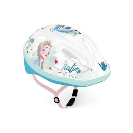 Παιδικό κράνος ποδηλάτου | SEVEN | Frozen II | Λευκό | podilatis.gr