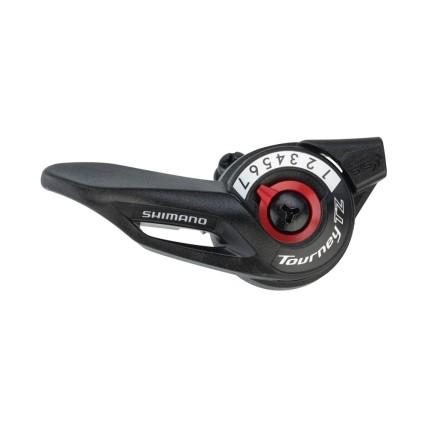 Λεβιές ταχυτήτων | SHIMANO | TOURNEY TZ | SL-TZ500 | Δεξί | 7 ταχύτητες | podilatis.gr