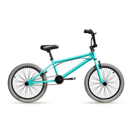 Ποδήλατο για κόλπα | CLERMONT | Spider | 20 ιντσών | Πράσινο