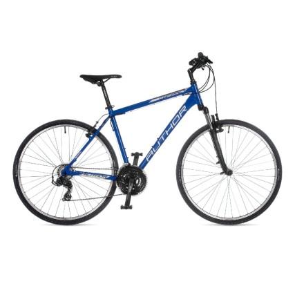 Trekking Ποδήλατο | Author | Compact 2021 | 28 ιντσών | Μπλε | podilatis.gr