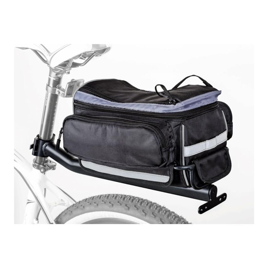 Τσάντα σέλας με σχάρα   Author Lite Pack 9 X7