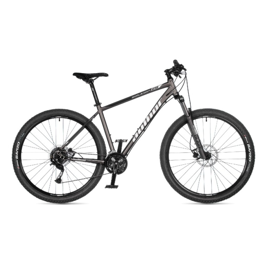 Mountain Bike | Author | Solution 2021 | 29 ιντσών | Ασημί Ματ | podilatis.gr