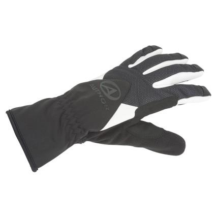 Χειμερινά γάντια ποδηλασίας | AUTHOR | Windster X5 | Άσπρο μαύρο