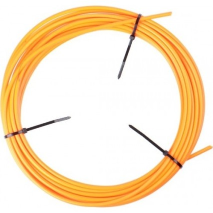Kαλώδιο φρένου Elvedes Οrange neon(10m)