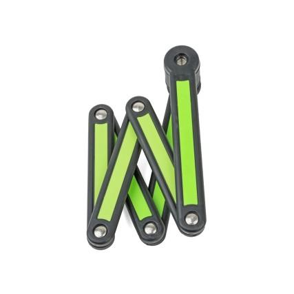 Πτυσόμενη κλειδαριά | Author | AUL FlexGuard-6 | Μαύρο Πράσινο
