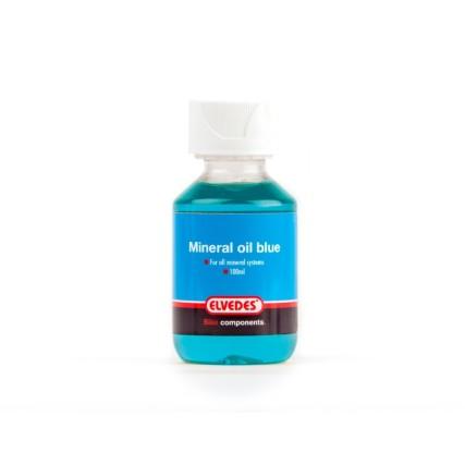 Υγρό για υδραυλικά δισκόφρενα Mineral (100ml)Mπλε