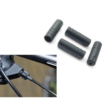 Φωλιά καλωδίου ταχυτήτων ABS-Kb-03S 4mm | Τμή/τμχ (black)
