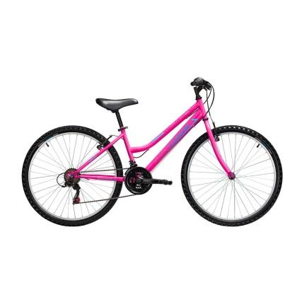 Ποδήλατο με δώρο πίσω φως | Clermont | Magusta 2020 | Simplex | 26 ιντσών  | Φουξ