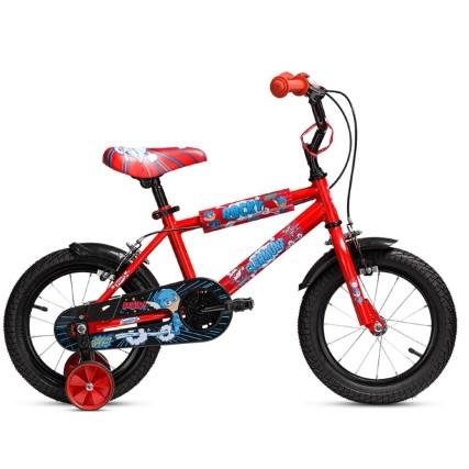 Παιδικό ποδήλατο | CLERMONT | Rocky | 12 ιντσών | Κόκκινο | 2020