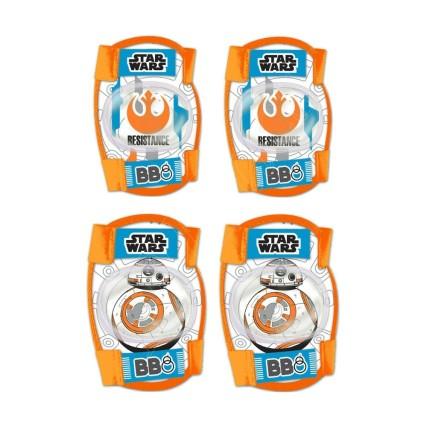 Παιδικά προστατευτικά για αγκώνες και γόνατα | SEVEN | Star Wars BB8