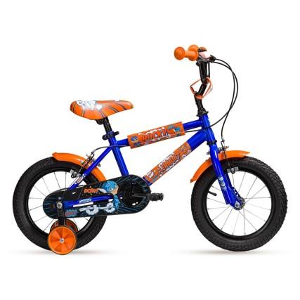 Παιδικό ποδήλατο | CLERMONT | Rocky 2020 | 16 ιντσών | Μπλέ